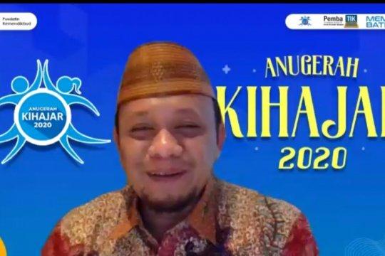 Kemendikbud selenggarakan Anugerah Kihajar 2020