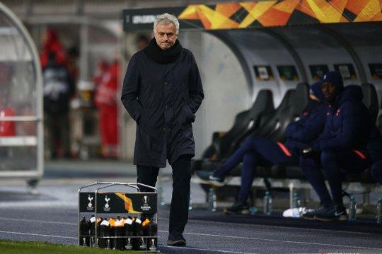 Mourinho sebut Spurs bermain kurang termotivasi di Liga Europa