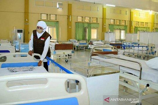 RS lapangan Kota Malang dipersiapkan tampung 306 pasien COVID-19