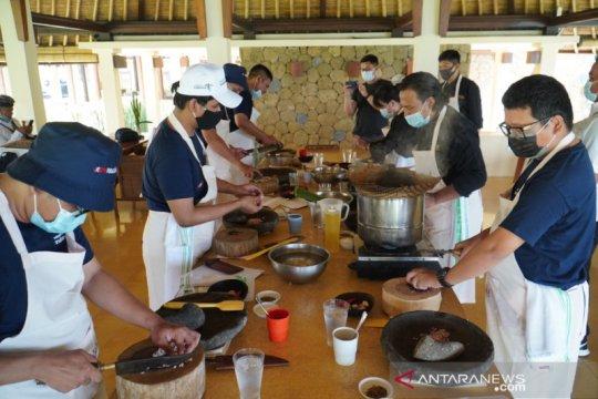 Kemenparekraf buat famtrip promosi destinasi berprotokol CHSE di Bali