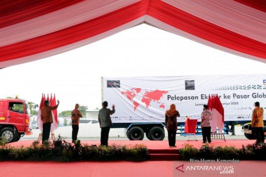 Mendag lepas ekspor produk UKM senilai triliuan rupiah