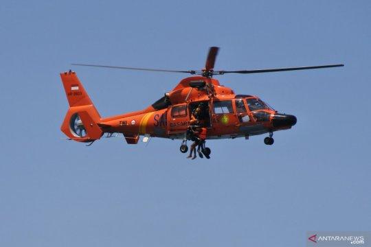 Danrem: Logistik bantuan BNPB diangkut dengan Helikopter ke Lembata