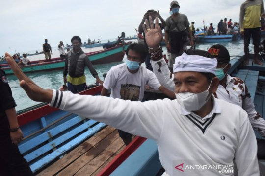 DPR minta Gubernur Babel bantu warganya terkait pencemaran lingkungan