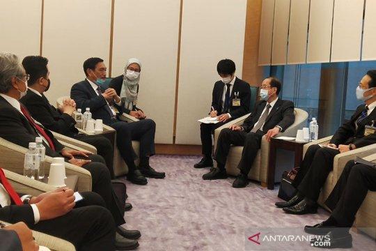 Luhut undang Jepang tingkatkan investasi melalui SWF