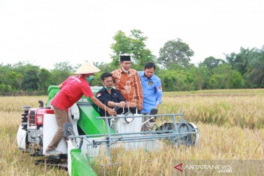 Mentan dorong Bengkulu jadi penyangga utama pangan nasional