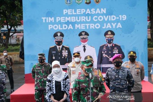Pasukan gabungan bentuk tim pemburu COVID-19 DKI Jakarta