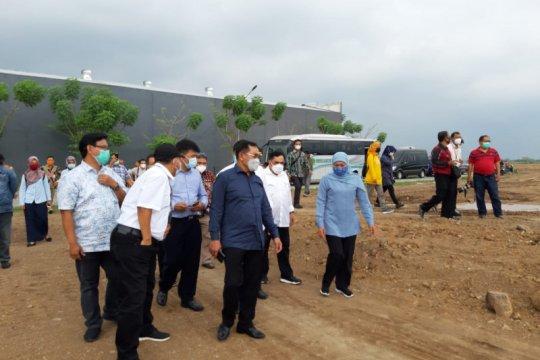Pembangunan kawasan industri halal di Sidoarjo-Jatim dipercepat