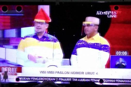 Debat Publik Pilkada Makassar digelar lagi di Jakarta