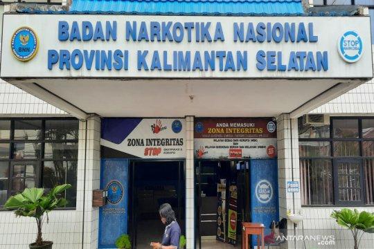 BNNP Kalsel amankan oknum anggota DPRD Tanah Laut pesta sabu-sabu