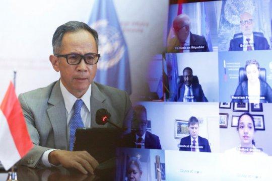 Indonesia akan lawan proteksionisme berkedok kampanye lingkungan