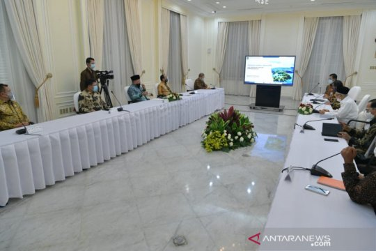 Ma'ruf Amin: Moratorium pemekaran daerah, banyak DOB belum mandiri