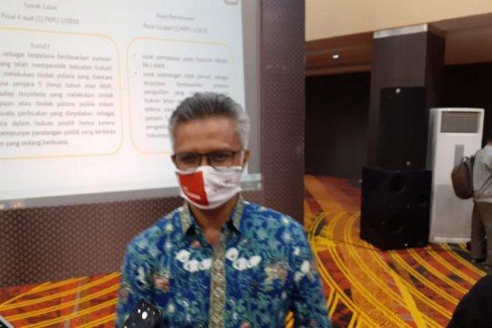 KPU: 23 petugas KPPS di Sumatera Barat positif COVID-19