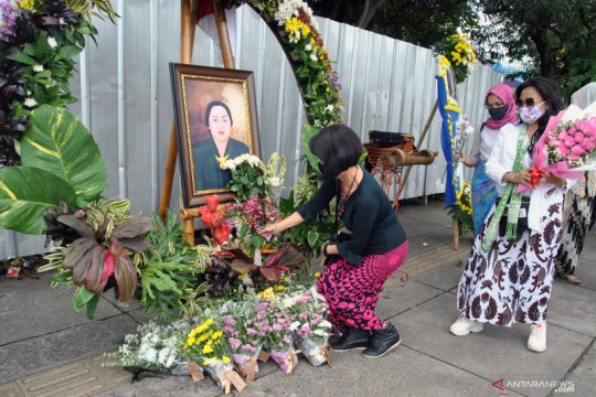 Tokoh: Perjuangan perempuan Indonesia sudah mulai sejak abad XVI