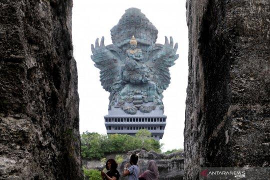 Garuda Wisnu Kencana dibuka kembali