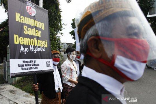 Aksi kampung sadar demokrasi