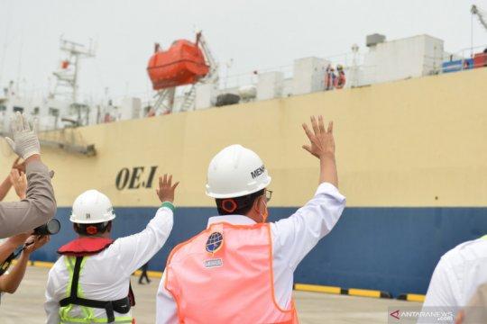 Kesiapan pengoperasian Pelabuhan Patimban