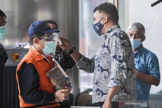 KPK panggil sembilan saksi kasus suap Wali Kota Dumai nonaktif