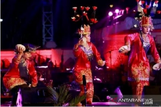Sumbar tetap tuan rumah pagelaran seni Indonesian Channel 2021
