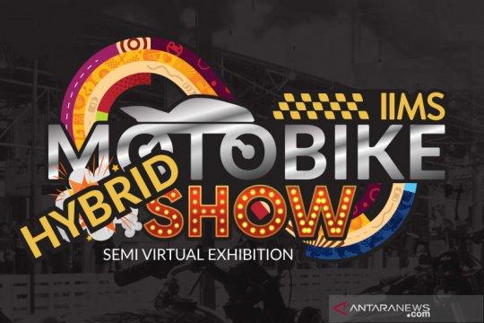 IIMS Motobike Hybrid diharapkan bantu pemulihan industri otomotif