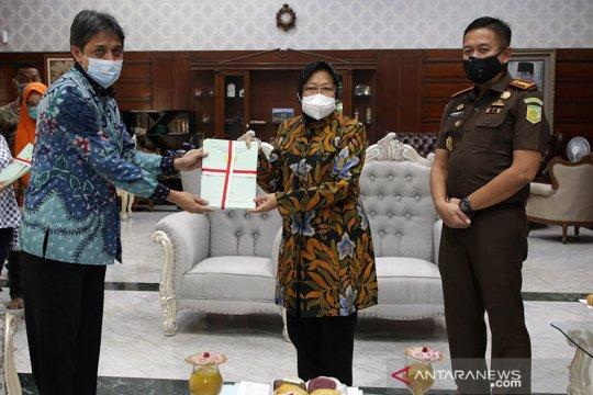 60 persen aset Pemkot Surabaya telah disertifikatkan