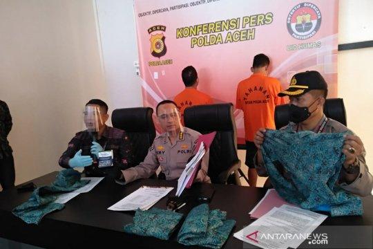 Polda Aceh tangkap dua pengusaha yang diduga tipu jamaah umrah
