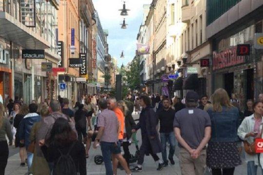 Swedia berencana luncurkan 'paspor vaksin' virus corona