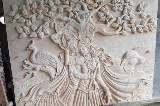 Undiksha ciptakan teknologi batu cadas tiruan untuk seni ukir