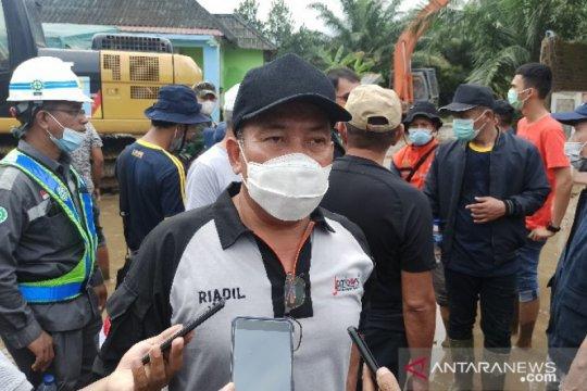 SAR gabungan intensifkan pencarian balita korban banjir Deli Serdang
