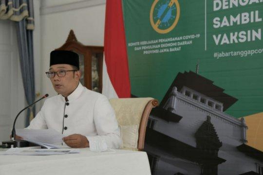 Ridwan Kamil usulkan pemberian vaksin memanfaatkan gedung besar