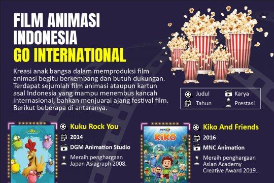 Film animasi Indonesia yang 'go international'