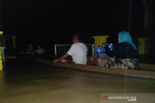 Banjir di Aceh Utara makin parah, listrik ikut padam