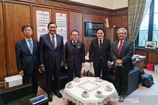 Luhut sebut Kanada berminat tanam 2 miliar dolar di SWF Indonesia