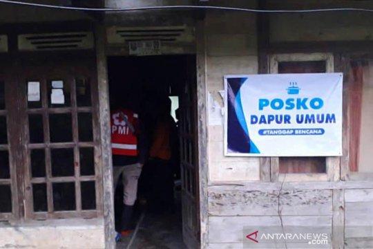 300 lebih warga Banjarnegara-Jateng mengungsi akibat longsor