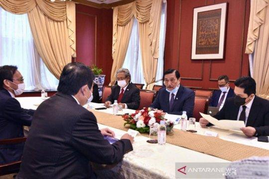 Kemarin, Jepang dukung SWF Indonesia hingga lapangan kerja pada 2021