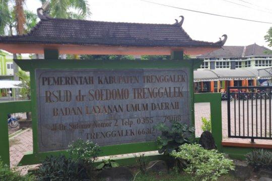 58 tenaga medis dan karyawan RSUD Trenggalek terpapar COVID-19