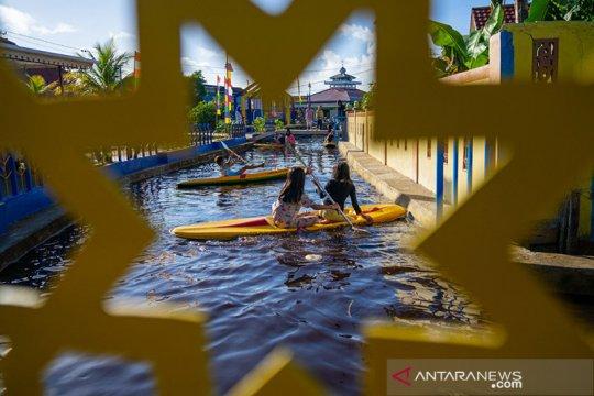 Pontianak sulap Kampung Arab jadi objek wisata baru