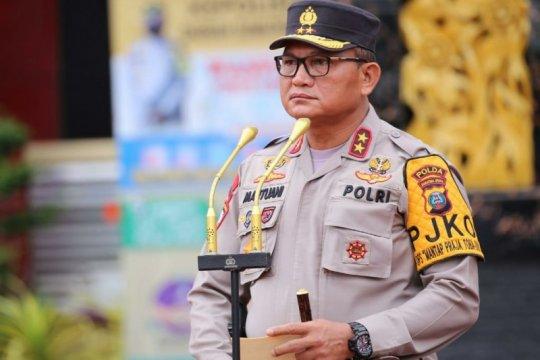 Polda Sumut pecat 53 polisi sepanjang 2020