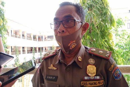 Petugas Satpol PP Tarakan masih temukan pelanggaran protokol kesehatan