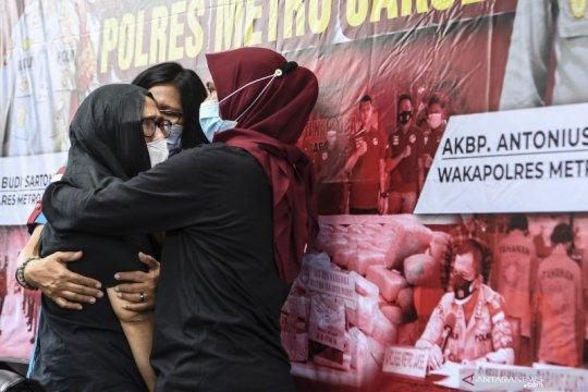 Iyut Bung Slamet ditangkap terkait narkoba