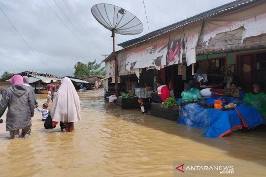 BPBD : 6.701 rumah terendam banjir dan ribuan warga mengungsi di Aceh