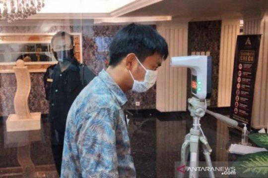 Protokol kesehatan di tempat hiburan malam di Banjarmasin diperketat