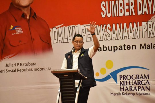 Menteri Sosial sebut kepesertaan PKH maksimal lima tahun