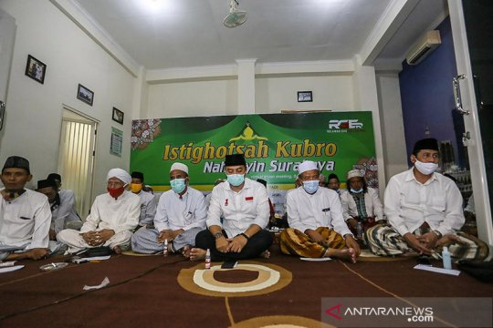 Eri Cahyadi berharap didampingi kiai jika terpilih di Pilkada Surabaya