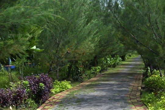 Risma minta Warga Surabaya manfaatkan hutan kota di libur akhir tahun
