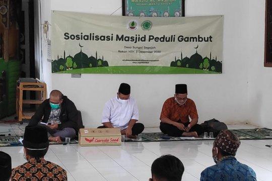 BRG gandeng masjid sebagai penjaga ekosistem gambut