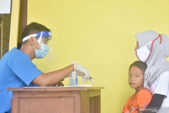 Perjalanan relawan milenial di kepulauan Indonesia