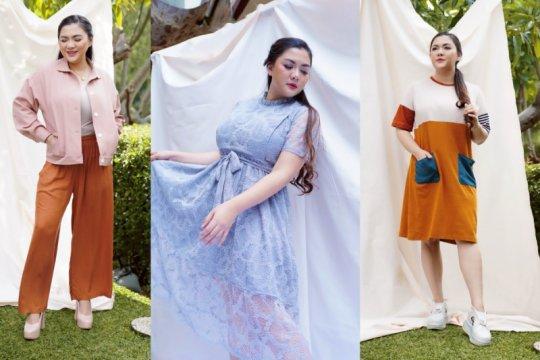 Dukung ASI eksklusif, Vicky Shu kolaborasi dengan brand fesyen
