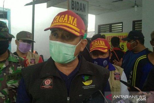 Kemensos beri santunan dana ahli waris korban banjir Deli Serdang