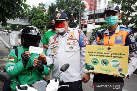 Warga taat protokol kesehatan bisa dapat hadiah di Kota Bandung