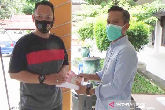 Ratusan orang bekas pasien COVID-19 di Kapuas dapat santunan